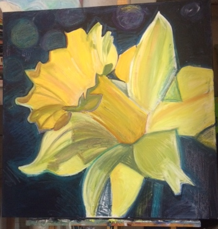 WIP sq daffodil cropped