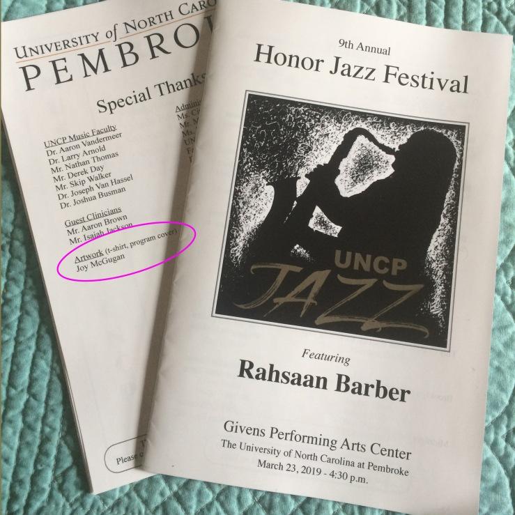 jazz festival program
