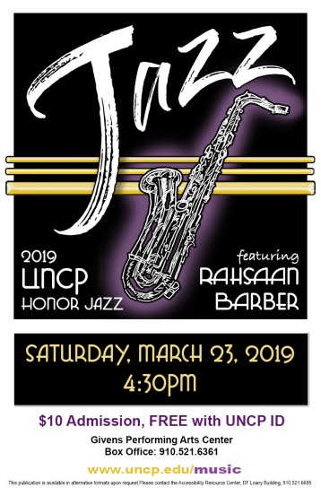 """hand-drawn sax"" poster"